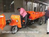 卸し売り強力な開いたボディタイプ電気貨物または商品の三輪車かディーゼル電気