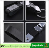 De nieuwe Zwarte Jaguar Keychain van de Stijl