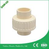 padrão plástico do encaixe de tubulação ASTM 2846 para o T reto da irrigação CPVC