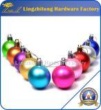 Esfera do Natal da venda por atacado da decoração de 2016 partidos