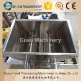 ISO9001 Gusuの純粋なチョコレート・バーの鋳造機械(QJJ175)