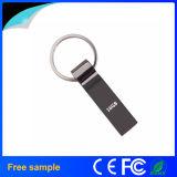 Anel chave Pendrive do metal de alta velocidade de 32GB 16GB