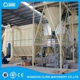 Máquina de pulir del polvo micro del anillo de China tres del surtidor revisado