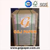 De C1s papel de placa revestido do duplex da parte traseira do cinza duramente para a venda por atacado