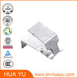 Metal de encargo del CNC de la alta calidad que estampa con ISO9001 y Ts16949
