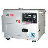 Dieselset-beweglicher Hauptgebrauch-Generator des generator-5kVA (UE6500T)