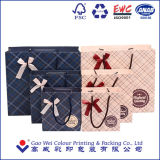 Pequeñas bolsas de papel del regalo de la alta calidad con las manetas