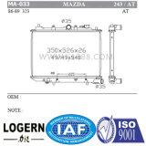 Radiatore di alluminio dell'automobile Ma-033 per Mazda 323 ' 86-89 a Dpi: 243