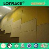Panneau de mur en bois acoustique de qualité