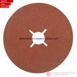 125mm, P60 Zirconia, Aluminum Oixde Fiber Discs für Metal, Wood