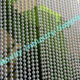 Grosser 10mm runder Metallkugel-hängender Raum-Kettenteiler