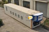 agrafe 25kVA sur le groupe électrogène diesel
