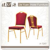 Стальной стул банкета с картиной на задней (JY-T206)