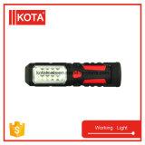 Luz de trabajo de 3 AAA LED para la emergencia de trabajo