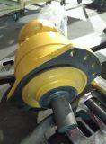 Moteur radial hydraulique d'arbre de Ms05 Poclain avec le frein