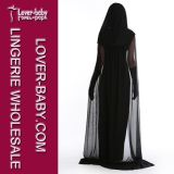 Reeks van de Lingerie van het Kostuum van de Heks van Halloween de Sexy (L15349)