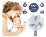 Ventilatore ricaricabile solare del basamento di CC