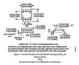 Pmic - régulateurs de tension - circuit intégré linéaire d'IC ADP3303arz-5