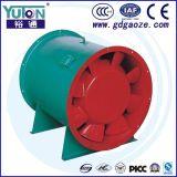 Yuton misturou o ventilador de ventilação do fluxo