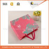 L'alta qualità progetta il sacco di carta per il cliente amichevole di Eco con la maniglia
