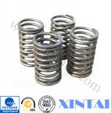 Du ressort de compression enroulé fait sur commande en métal de fabrication de la Chine