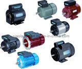 Электрический двигатель одиночной фазы тела Yl алюминиевый