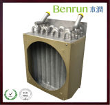 Aria Cooled Refrigerator Condenser con Copper Tube