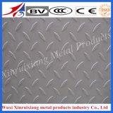 Plaque Checkered d'acier inoxydable de la Chine 304 pour l'ascenseur