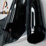Película antiexplosão preta do revestimento protetor da segurança do espelho