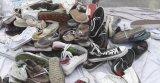 Schoenen van de Tweede Hand van de Grootte van Hotest de Grote