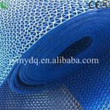 Tipo estera antirresbaladiza del PVC S de la alfombra de la prueba del agua en rodillo