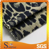 Tessuto del denim del jacquard dello Spandex del cotone (SRSCSP 1846)