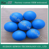 Bola modificada para requisitos particulares venta al por mayor del mensaje del caucho de silicón/bola del ejercicio