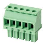 Pluggable терминальный блок с тангажом 3.5mm 3.81mm