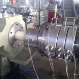 Sjsz80 PVC管の放出ラインプラスチック円錐対ねじ押出機