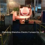 Kleiner Eisen-Industrieofen-Mittelfrequenzofen