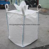 Sac enorme de polypropylène, grand sac tissé par pp, FIBC tissé par polypropylène