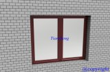 503series商業および家屋のためのアルミニウム開き窓のWindows