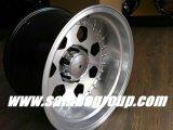 F80223 RIM de roue d'alliage de véhicule du marché des accessoires SUV 15inch 16inch