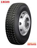 Neumático sin tubo del carro de la impulsión de Longmarch con 1 tamaño (LM509)