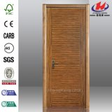 保証様式のフラッシュ内部の木のドア