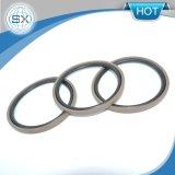 Sello de Rod del anillo de Glyd de la mantequilla de PTFE con el anillo o