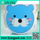 Cartoon sveglio Face, Heat Transfer Film per Lunch Box