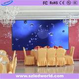 Comitato locativo sottile dell'interno/esterno di HD2.5 alto di definizione di colore completo LED video della parete dello schermo per la pubblicità (FCC ccc di RoHS del CE)