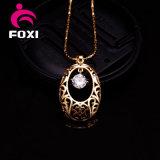 瑪瑙の立方ジルコニアの方法吊り下げ式の宝石類のネックレス