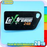 Indicateur de clé de PVC NFC Keyfob du système NTAG213 de Lyalty d'IDENTIFICATION RF