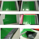 Мешок курьера изготовленный на заказ цвета LDPE дешевый декоративный пересылая