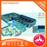 Neuestes Entwurfs-Fußball-Thema-Innenspiel-Bereichs-Spielplatz für Kinder