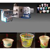 Stampatrice di plastica di derivazione curva sei colori della tazza
