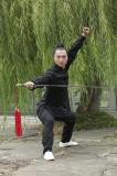 Tai van het taoïsme Kleding van de Mensen van de Chi de Hoogwaardige lang-Sleeved